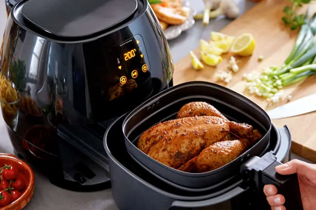 Top 7 Large Capacity Air Fryers